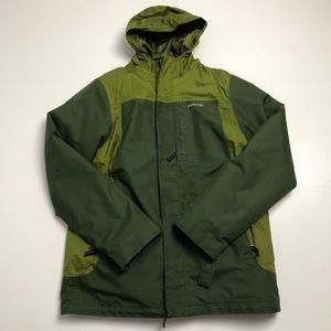Patagonia Green Winter Jacket